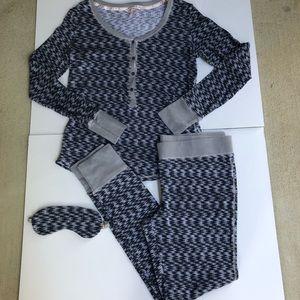 Victoria's Secret Large 3 PC PJ Set